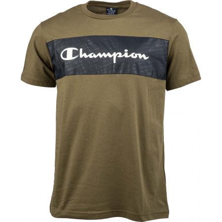 Tricou bărbați - Champion SHORT SLEEVE TOP - 1