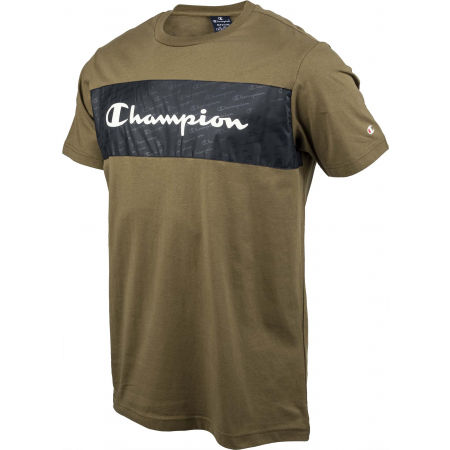 Men's T-shirt - Champion SHORT SLEEVE TOP - 2