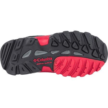 Children's winter shoes - Columbia CHILDREN NEWTON RIDGE - 6