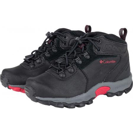 Children's winter shoes - Columbia CHILDREN NEWTON RIDGE - 2