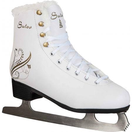 Dámske korčule - Sulov FLORA - 4