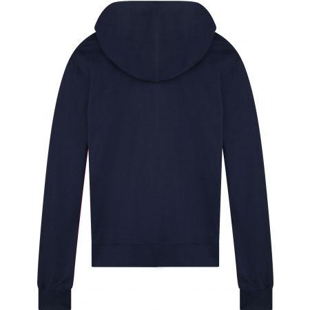Men's hoodie - Tommy Hilfiger FZ colour BLOCK HOODIE - 2