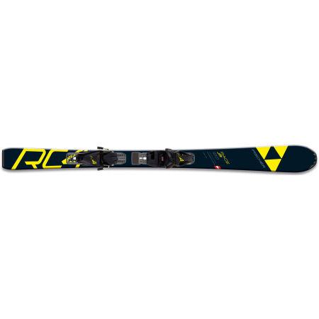 Juniorské zjazdové lyže - Fischer RC4 RACE JR. + FJ4 SLR - 5