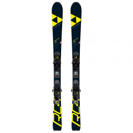 Juniorské zjazdové lyže - Fischer RC4 RACE JR. + FJ4 SLR - 2