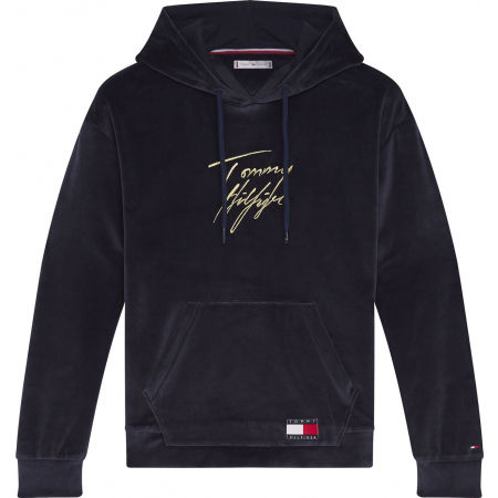 Tommy Hilfiger OH HOODIE VELOUR - Дамски суитшърт