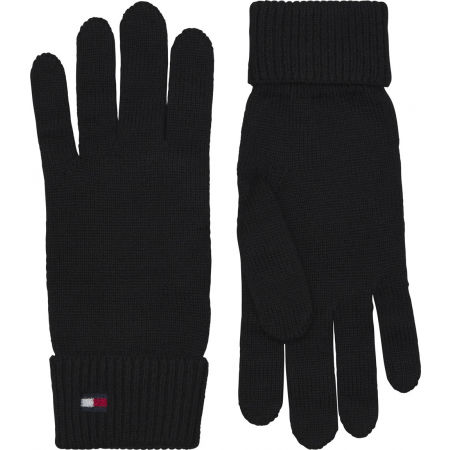Tommy Hilfiger ESSENTIAL KNIT GLOVES - Dámské rukavice