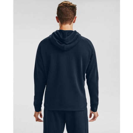 Мъжки суитшърт - Under Armour CHARGED COTTON FLC FZ HD - 4
