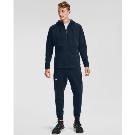 Мъжки суитшърт - Under Armour CHARGED COTTON FLC FZ HD - 6