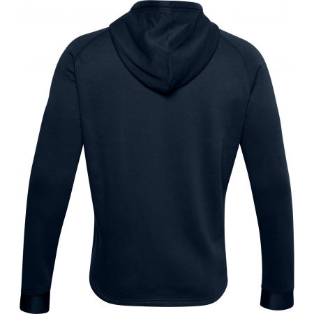 Мъжки суитшърт - Under Armour CHARGED COTTON FLC FZ HD - 2