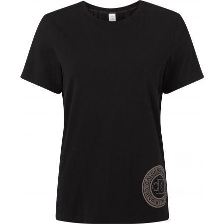 Дамска тениска - Calvin Klein S/S CREW NECK