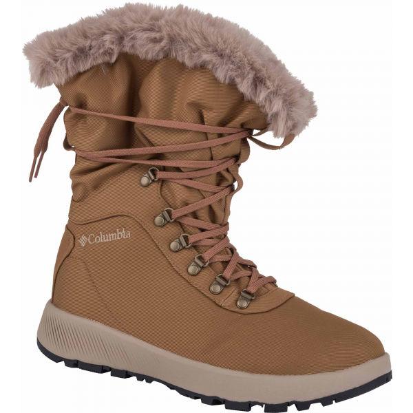 Columbia SLOPESIDE VILLAGE OMNI-HEAT  8 - Dámska zimná obuv