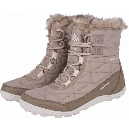 Dámská zimní obuv - Columbia MINX SHORTY III - 2