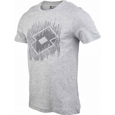 Pánske tričko - Lotto TEE LOSANGA MEL JS - 2