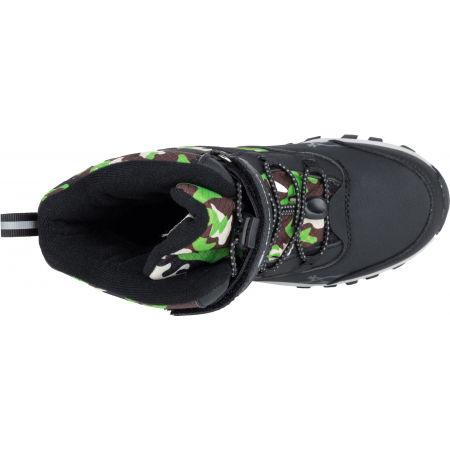 Dětská zimní obuv - ALPINE PRO MIRELO - 5