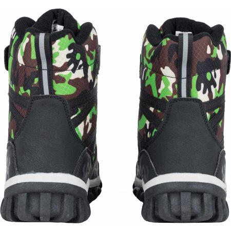 Dětská zimní obuv - ALPINE PRO MIRELO - 7