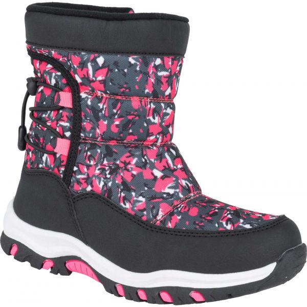 ALPINE PRO JEHONO - Detská zimná obuv