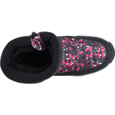 Gyerek téli cipő - ALPINE PRO JEHONO - 5