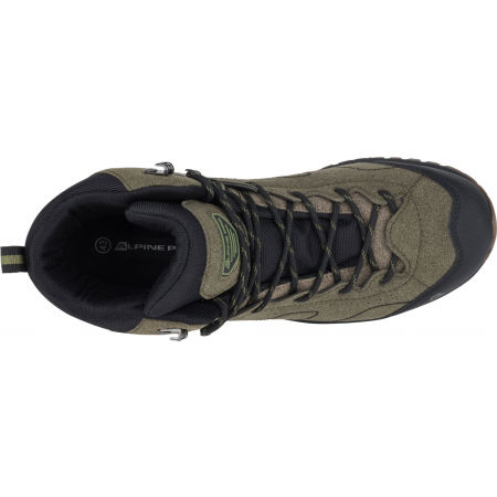 Pánská treková obuv - ALPINE PRO BORROR - 5
