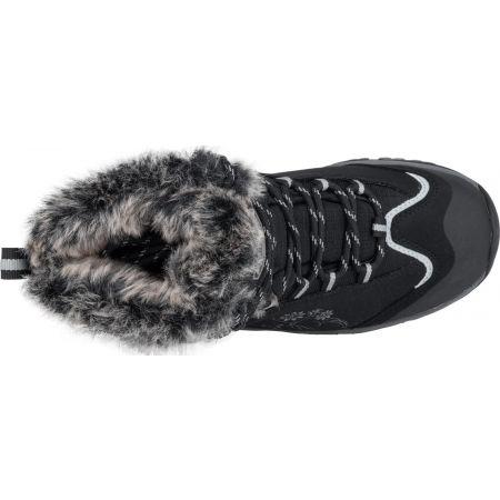 Női téli cipő - ALPINE PRO BANOFFE - 5