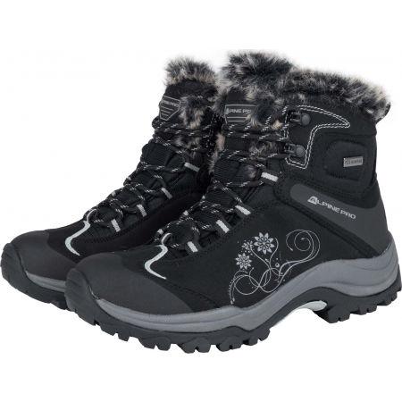 Női téli cipő - ALPINE PRO BANOFFE - 2