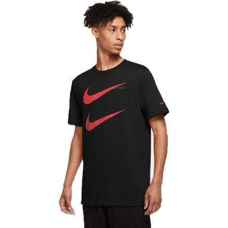 Nike NSW SS TEE SWOOSH PK 2 M - Men's T-Shirt
