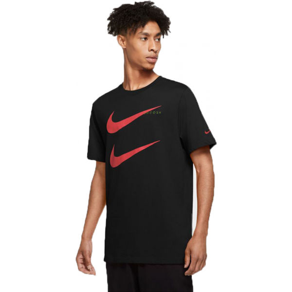 Nike NSW SS TEE SWOOSH PK 2 M  XL - Férfi póló