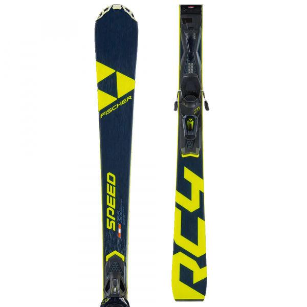 Fischer RC4 SPEED + RC4 Z11 - Zjazdové lyže