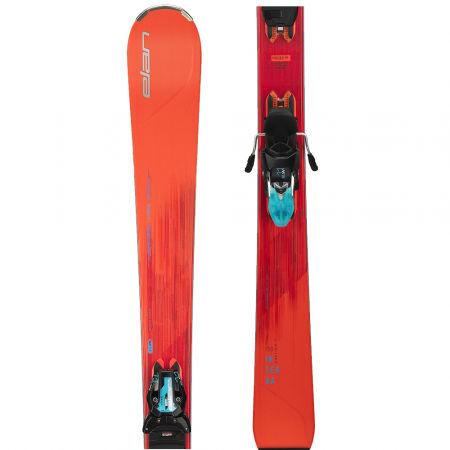Дамски ски за спускане - Elan AMPHIBIO INTERRA PS + ELW 11 - 1