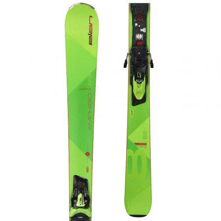 Elan AMPHIBIO 88 XTI FUSION + ELX 12 WB - Downhill skis
