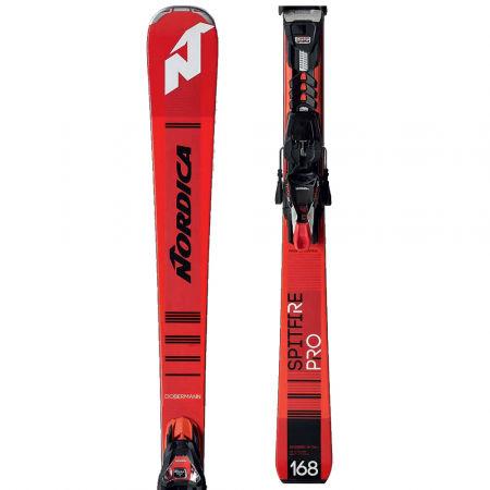 Sjezdové lyže - Nordica SPITFIRE PRO + TPX12 - 1