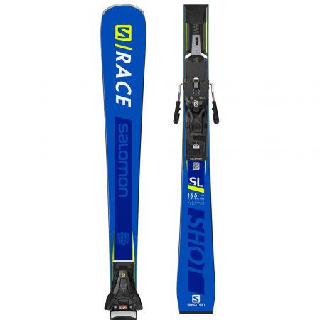 Salomon S/RACE SHOT SL + X12TL - Unisex sjezdové lyže