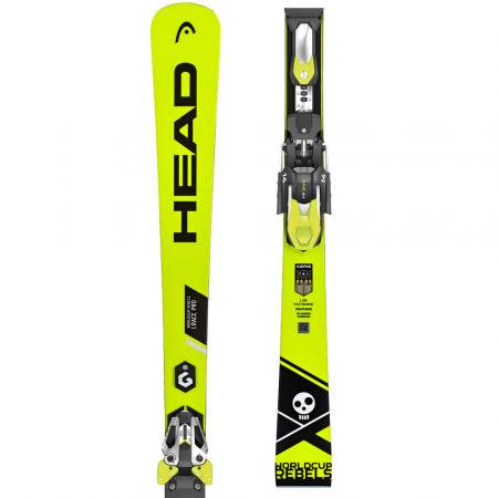 Sjezdové lyže - Head WC REBELS I RACE PRO + FF EVO 11 - 1
