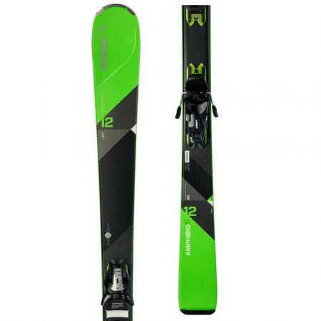 Elan AMPHIBIO 12 TI PS + ELS11 - Zjazdové lyže