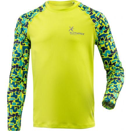 Klimatex TAIKA - Tricou funcțional de alergare pentru copii