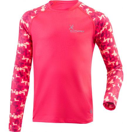 Klimatex TAIKA - Детската  функционална тениска за бягане