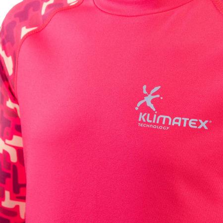 Children's functional running T-shirt - Klimatex TAIKA - 3