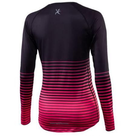 Dámské běžecké triko - Klimatex ITANA - 2