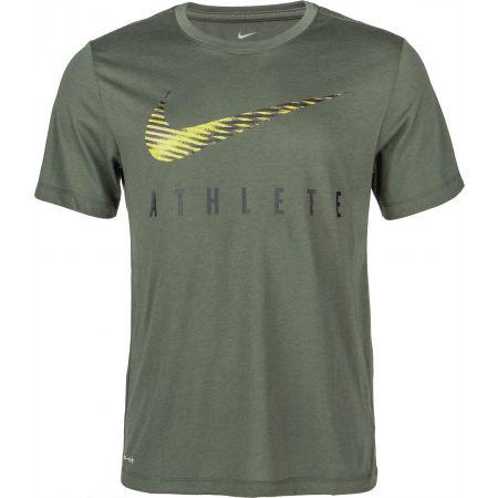 Men's training T-shirt - Nike DRY TEE DB SWSH ATHLE SNL M - 1