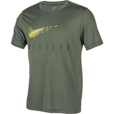 Мъжка тениска за трениране - Nike DRY TEE DB SWSH ATHLE SNL M - 2