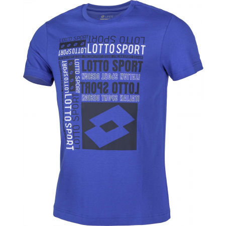 Lotto TEE SUPRA II JS - Pánske tričko