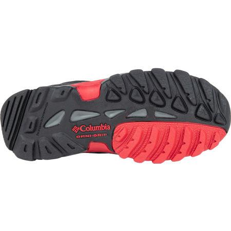 Children's winter shoes - Columbia YOUTH NEWTON RIDGE - 6