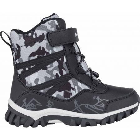 Gyerek téli cipő - ALPINE PRO MIRELO - 3