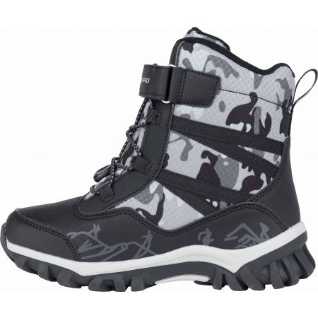 Gyerek téli cipő - ALPINE PRO MIRELO - 4