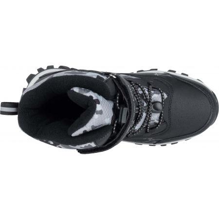 Gyerek téli cipő - ALPINE PRO MIRELO - 5