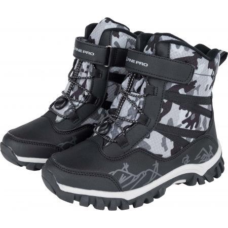 Gyerek téli cipő - ALPINE PRO MIRELO - 2