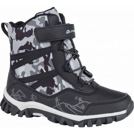 ALPINE PRO MIRELO - Dětská zimní obuv