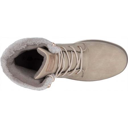 Dámska zimná obuv - ALPINE PRO DRITA - 5