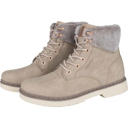 Dámska zimná obuv - ALPINE PRO DRITA - 2
