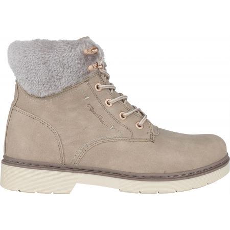 Dámska zimná obuv - ALPINE PRO DRITA - 3