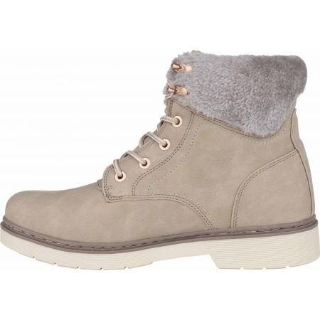 Dámska zimná obuv - ALPINE PRO DRITA - 4